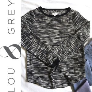 Lou and Grey Long Sleeve Blouse XS